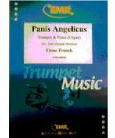 Picture of Sheet music for trumpet in Bb or C and piano or organ by César Franck