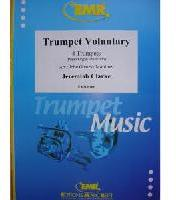 Picture of Sheet music for 4 trumpets in Bb or C with optional piano or organ by Jeremiah Clarke