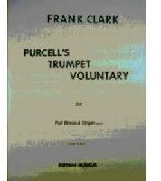 Picture of Sheet music  for tpt prin, 3 trumpets, 2 french horns, baritone, 2 trombones and organ. Sheet music for trumpet solo, brass octet and organ by Jeremiah Clarke