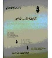 Picture of Sheet music for flute or oboe, clarinet and piano by Arcangelo Corelli
