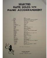 Picture of Sheet music for flute and piano by Hector Berlioz