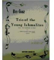 Picture of Sheet music for flute, flute or oboe and piano or harp by Hector Berlioz