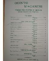 Picture of Sheet music for 2 violins or flutes and piano by Georges Bizet