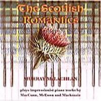 Picture of CD of music for piano, performed by Murray McLachlan.