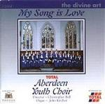 Picture of CD of choral music, performed by the Aberdeen Youth Choir, conductor Christopher Bell.