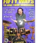 Picture of Tutor for drumset with accompanying CD by Rony Holan