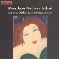 Picture of CD of music for chamber ensemble performed by Lontano, conductor Odaline de la Martinez