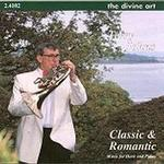 Picture of CD of music for horn, performed by Terry Johns.