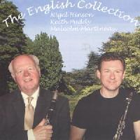 Picture of CD of clarinet music, performed by Nigel Hinson and Keith Puddy