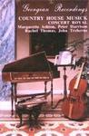 Picture of Cassette of instumental music, performed by the Concert Royal.