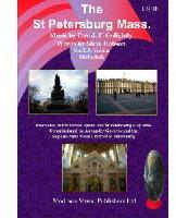 Picture of Sheet music  for full chorus, symphony orchestra, soprano, alto, tenor and baritone. Score of St Petersburg Mass by David F Golightly S.A.T.B and Soloists