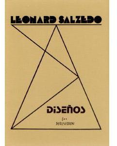 Picture of Sheet music  for percussion, vibraphone, marimba, timpani and xylophone. Sheet music for 6 percussion by Leonard Salzedo - score only