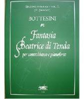 Picture of Sheet music for double bass and piano by Giovanni Bottesini