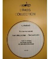 Picture of Sheet music  for 2 trumpets (Bb/C), french horn, trombone and tuba. Sheet music for brass quintet by Antal Farkas