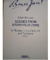 Picture of Sheet music for trumpet, french horn and tenor trombone by Edwin McLean