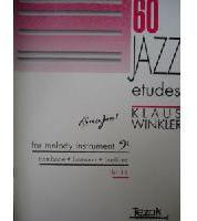 Picture of Sheet music for bassoon, baritone or tenor trombone solo by Klaus Winkler