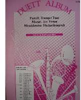 Picture of Sheet music  by Album of composers. Sheet music for trumpet or cornet, tenor trombone and piano or organ