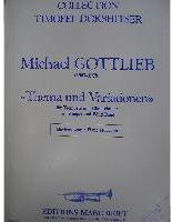 Picture of Sheet music for trumpet and piano by Michael Gottlieb