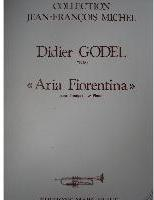 Picture of Sheet music for trumpet or cornet and piano by Didier Godel