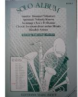 Picture of Sheet music  by Album of composers. Sheet music for tenor trombone and piano or organ