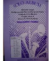 Picture of Sheet music  by Album of composers. Sheet music for tenor saxophone and piano or organ