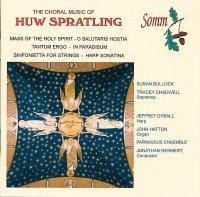 Picture of Mass of the Holy Spirit, O Salutaris Hostia, Tantum Ergo, Sinfonietta for Strings, Harp Song and others. Artist: English Harmony Choir