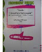 Picture of Sheet music for cello, bassoon, french horn or tenor trombone and organ by Eberhard Kraus