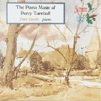 Picture of Peter Jacobs performs the Piano Music of Percy Turnbull