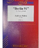 Picture of Sheet music  for 2 trumpets (Bb/C), french horn, trombone and tuba. Sheet music for brass quintet by Andreas Baksa