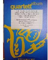 Picture of Sheet music  by Album of composers. Sheet music for french horn, french horn or tenor trombone, tenor trombone and tuba with optional piano or organ