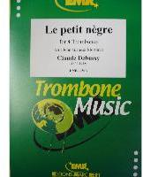 Picture of Sheet music for 4 tenor trombones by Claude Debussy