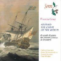 Picture of Around the Curve of the World, music by Francis Grier, words by Sue Mayo. Artist: Patricia Rozario