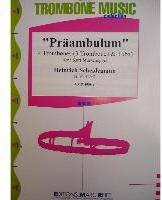 Picture of Sheet music  for 3 trombones (bc/tc); trombone (bc/tc) or tuba (Bb/C). Sheet music for 3 tenor trombones and tenor trombone or tuba by Heinrich Scheidemann