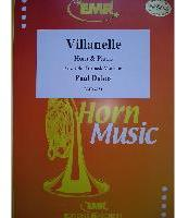 Picture of Sheet music for french horn and piano by Paul Dukas