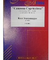Picture of Sheet music  for 2 trumpets (Bb/C); french horn (Eb/F), trombone (bc/tc) or euphonium; trombone (bc/tc) or euphonium. Sheet music for brass quartet by Kurt Sturzenegger