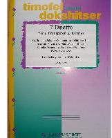 Picture of Sheet music  by Album of composers. Sheet music for 2 trumpets and piano