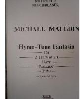 Picture of Sheet music  for 2 trumpets (c); french horn; trombone; trombone, bass trombone or tuba. Sheet music for brass quintet by Michael Mauldin