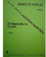 Picture of Sheet music for flute solo by Ernesto Köhler