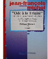 Picture of Sheet music for trumpet and organ or 3 trumpets and organ by Philippe Morard