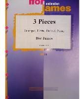 Picture of Sheet music for trumpet, french horn and tuba by Ifor James