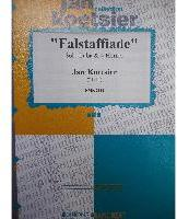 Picture of Sheet music for 4 french horns and tuba by Jan Koetsier