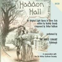 Picture of CD of opera by Arthur Sullivan, performed by The Prince Consort of Edinburgh