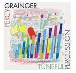 Picture of CD of music performed on tuned percussion by Woof! Percussion Ensemble
