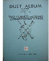 Picture of Sheet music  by Album of composers. Sheet music for trumpet, tenor trombone and piano