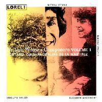 Picture of CD of music by Wallen, Cooper, Maconchy and Lefanu performed by Lontano, conductor Odaline de la Martinez