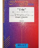 Picture of Sheet music for trumpet, french horn and tenor or bass trombone or tuba by Daniel Schnyder