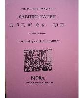 Picture of Sheet music for bass trombone solo, 6 tenor trombones and bass trombone by Gabriel Fauré