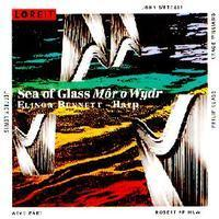 Picture of CD of music for solo harp, performed by Elinor Bennett