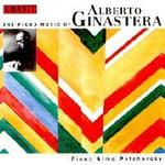 The Piano Music of Alberto Ginastera