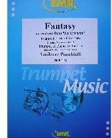 Picture of Sheet music for trumpet and piano by Amilcare Ponchielli
